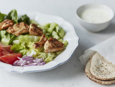 CHICKEN GYRO SALAD_390x297