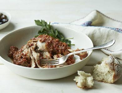 How to Make Braised Chicken Kapama | goop