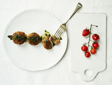 Lentil 'Meatballs'