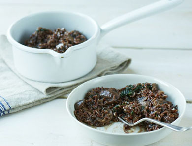 Red Rice 'Risotto' (RRR)