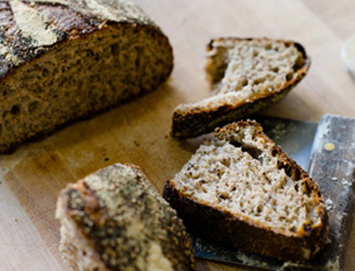 Whole Grain Seeded Bread