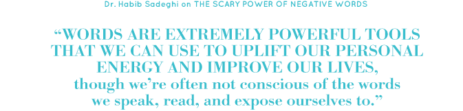 The Scary Power of Negative Words