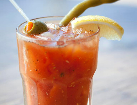 Nick's Bloody Mary
