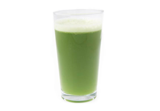 Cucumber, Basil & Lime Juice
