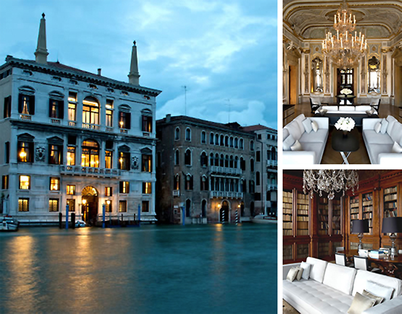 10 bucket list italian hotels goop for Hotel design venice