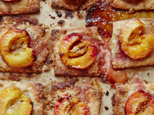 Peach Squares