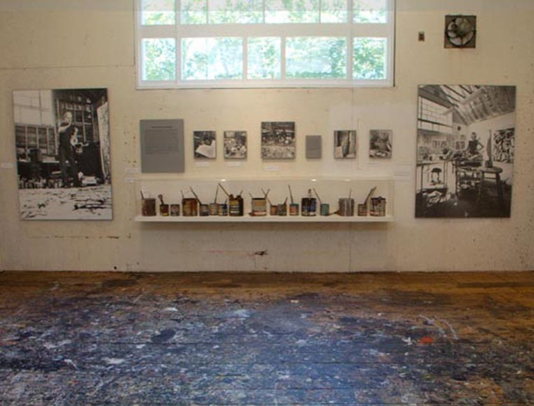 Pollock Krasner House & Study Center