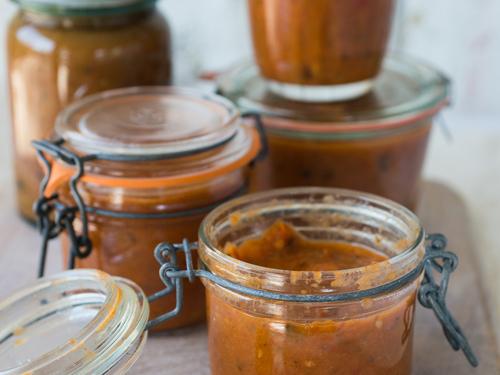 Roasted Heirloom Tomato Sauce