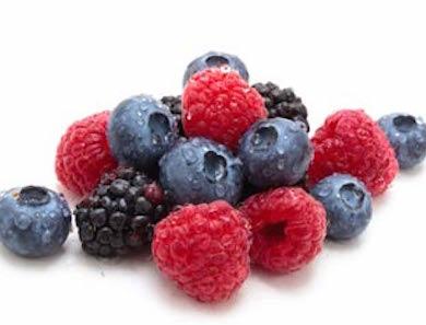 Mixed Berry Yogurt Parfait