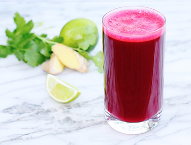Beet Down Native Juice