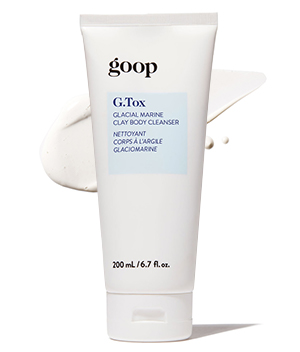G.Tox Glacial Marine Body Cleanser