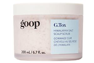 G.Tox Himalayan Salt Scalp Scrub Shampoo