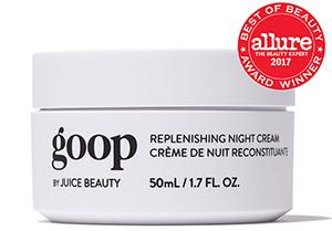 goop by Juice Beauty REPLENISHING NIGHT CREAM
