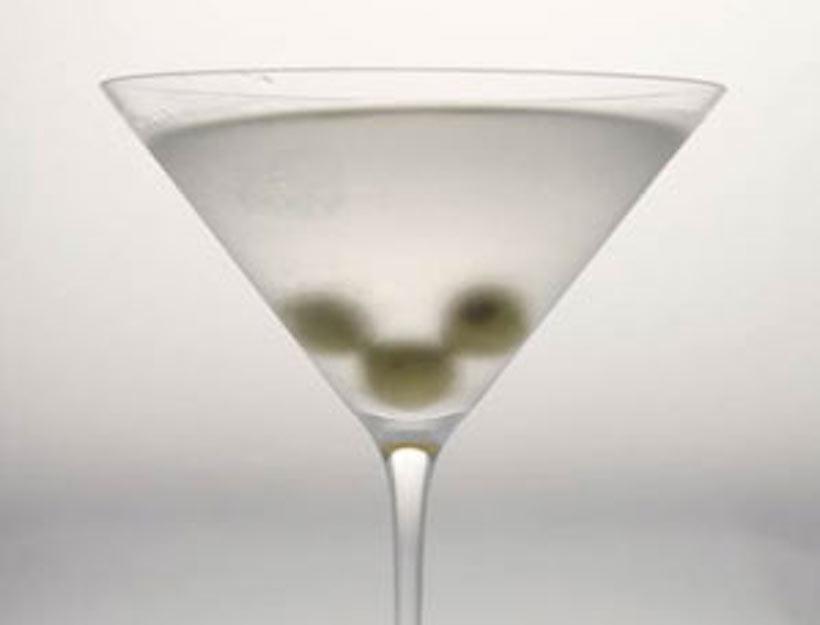 Gwyneth's Best Dirty Martini