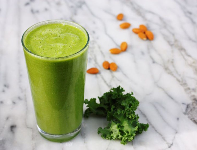 Kale & Coconut Smoothie