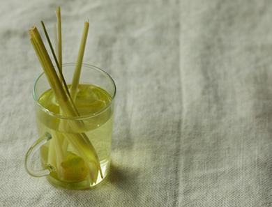 Lemongrass & Lime Peel Tea