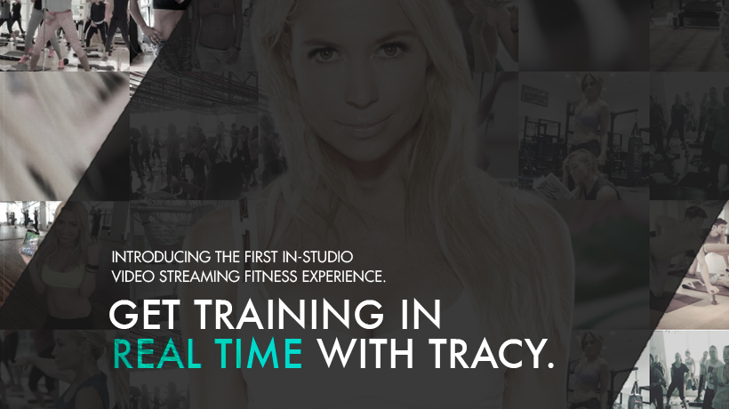 Real Time Training With Tracy Anderson