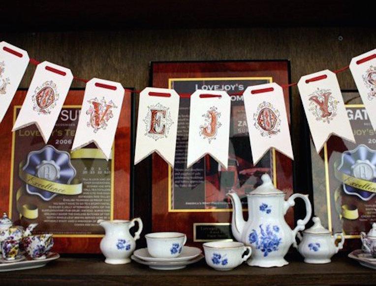 Lovejoy's Tea Room