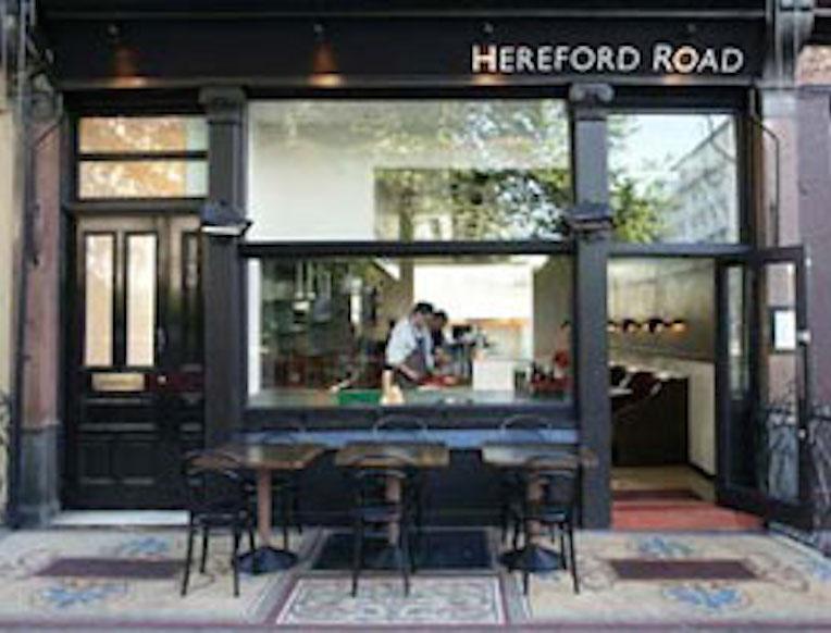 Hereford Road