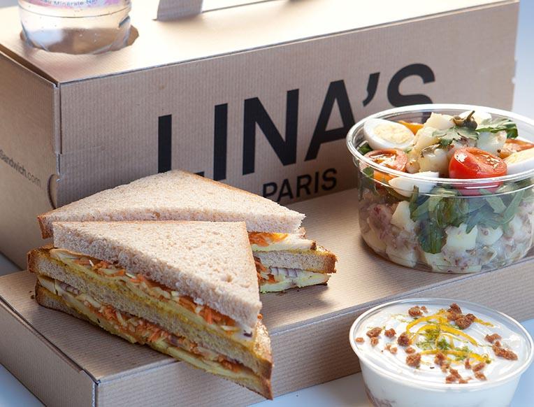 Lina's Café