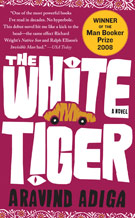 White Tiger, by Aravind Adiga