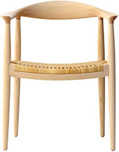 Hans Wegner PP 501 The Chair by PP Mobler