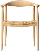 Hans Wegner PP 501 The Chair by PP Mobler