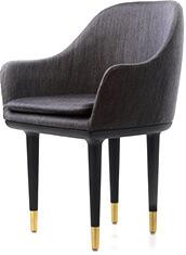 Lunar Dining Chair by Stellarworks