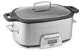 cuisinart 6 quart pressure cooker manual