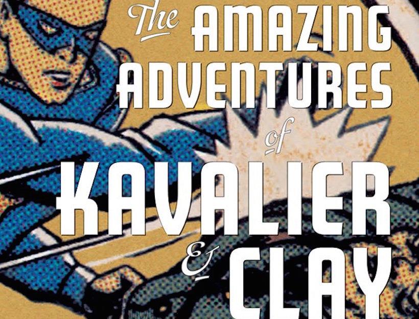 mazingAdventuresofKavalierCLay