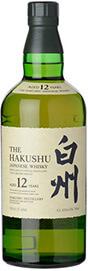Suntory Hakushu 12 Year Old Japanese Peated Single Malt Whisky