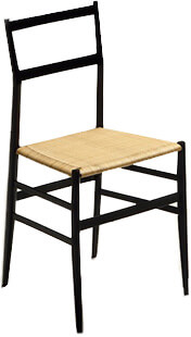 Gio Ponti Superleggera Chair