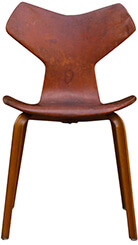 Arne Jacobsen Grand Prix Chair