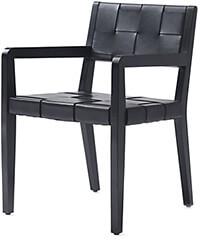 Safari Woven Leather Chair