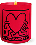 Keith Haring Candle