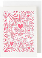 Love Hearts Card by Annika Bushman