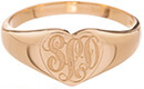 Ariel Gordon Signet Ring