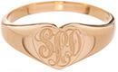 Ariel Gordon Signet Ring