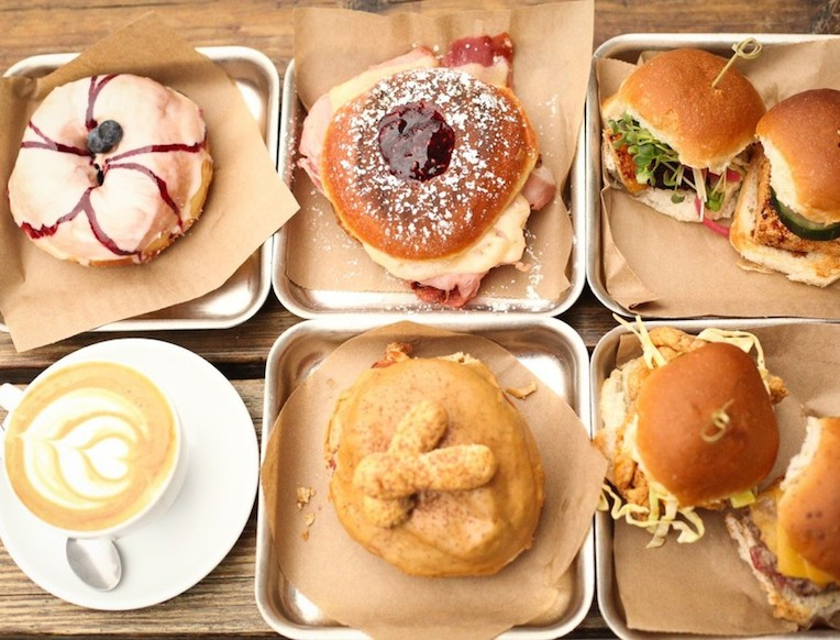 District Donuts & Sliders