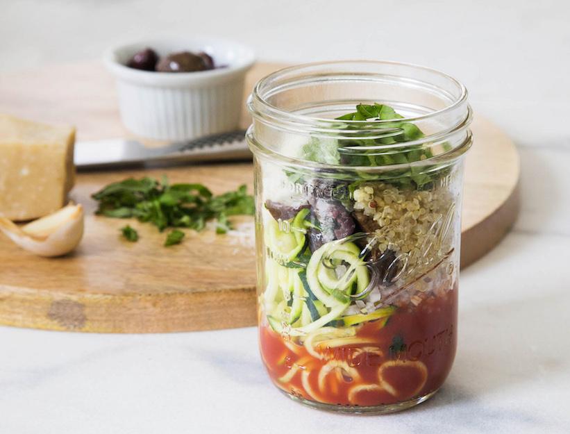 Italian Quinoa Style Noodle Pot