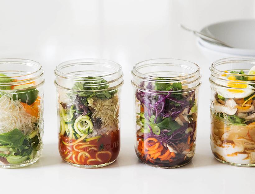Ingenious Noodle Pot Lunch Recipes
