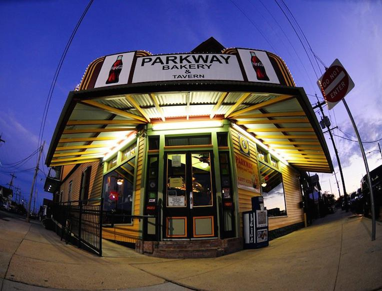 Parkway bakery tavern goop for Parkway new orleans