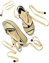 Paul Andrew Platform Sandals