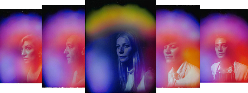 Gwenyth Paltrow aura photography