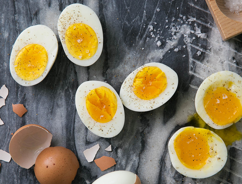 How To Cook An Egg Goop