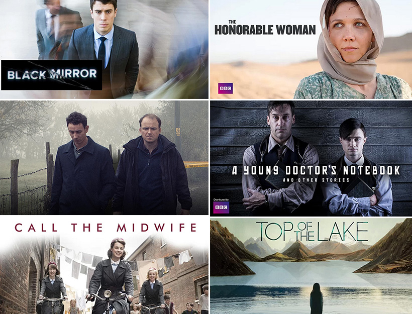 Foreign TV Shows to Binge Watch Now | Goop