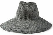 Reinhard Plank Enorme Straw Hat