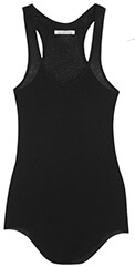 Etoile Isabel Marant Louisa Ribbed Cotton Jersey Tank