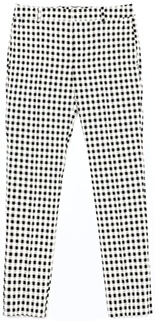 ZARA Gingham Narrow Trousers