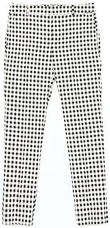 ZARA Gingham Narrow Trousers